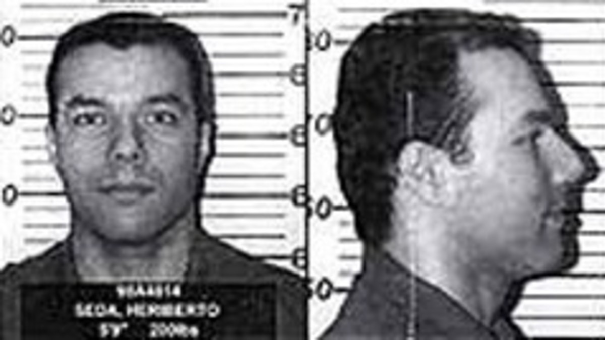 Mugshot of Heriberto Seda
