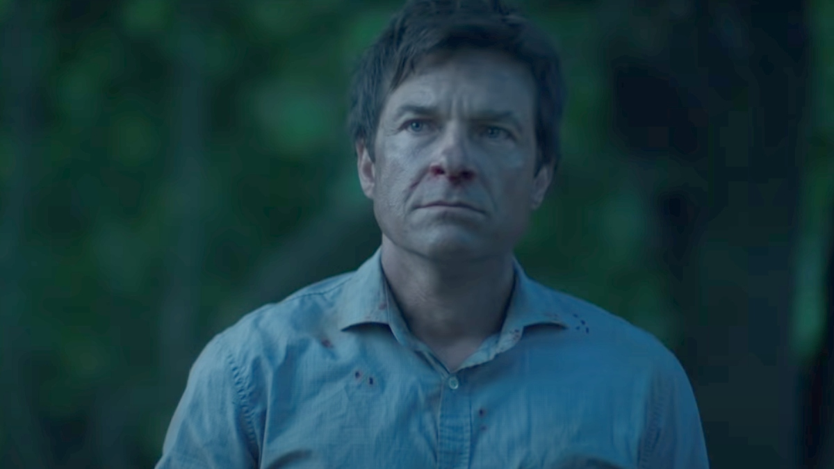 Jason Bateman as Marty Byrde from Ozark