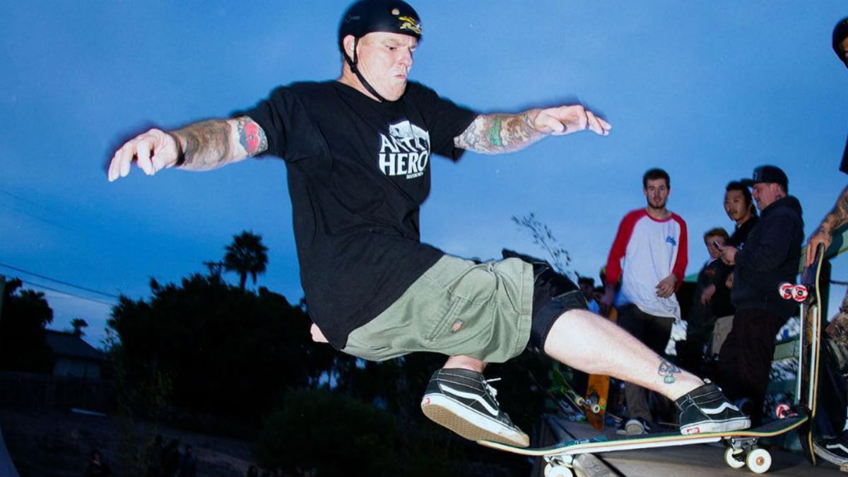 Jeff Grosso Death Tributes Pour In As Skateboarding Icon Dies Aged 51