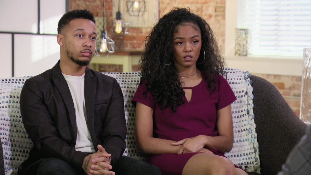 Kareem and Kee Kee sit down with Pastor Cal on Bride & Prejudice.