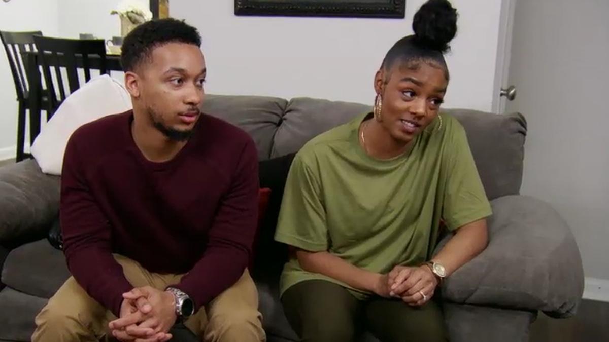 Kee Kee and Kareem on Bride & Prejudice