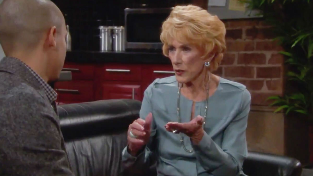 The legend of Katherine Chancellor lives on today on Y&R.