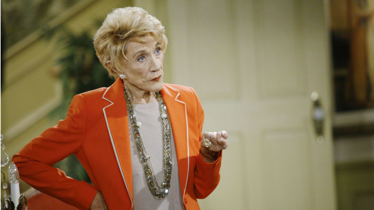 CBS is dedicating a week of Y&R episodes to Katherine Chancellor.