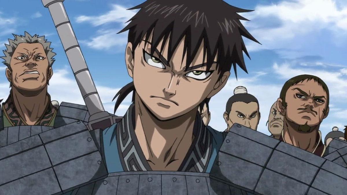 Shin in the Kingdom anime