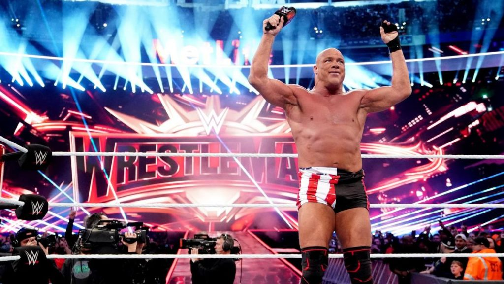 WWE releases several producers, including legends Kurt Angle, Fit Finlay and Lance Storm