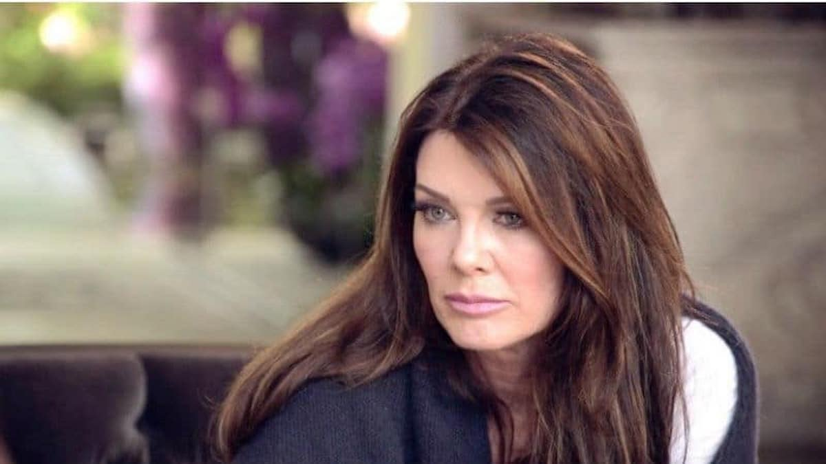 Lisa Vanderpump shoots Vanderpump Rules