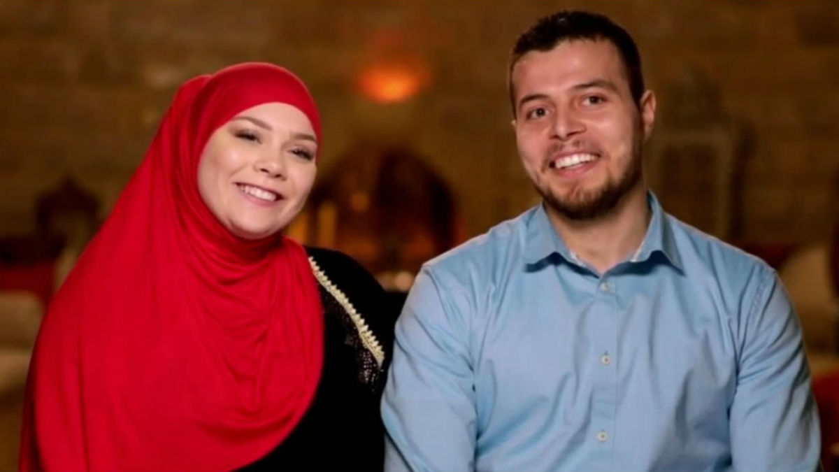 Omary and Avery from 90 Day Fiancé: Before the 90 Days are still together.