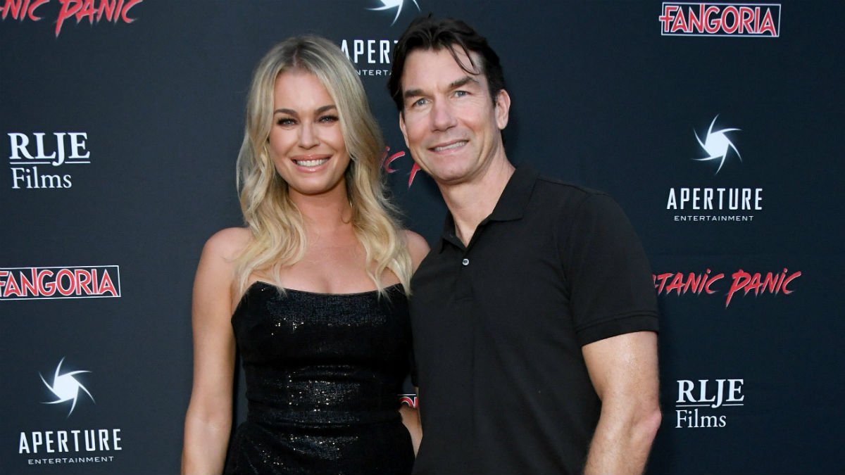 Rebecca Romijn and Jerry O'Connell share thoughts on Below Deck Sailing Yacht
