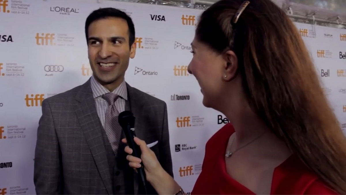 Actor Saad Siddiqui