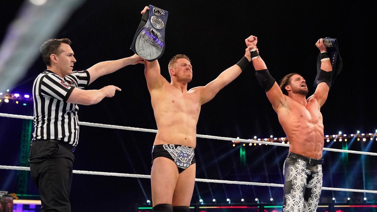 WWE reportedly has no coronavirus positive tests among wrestlers