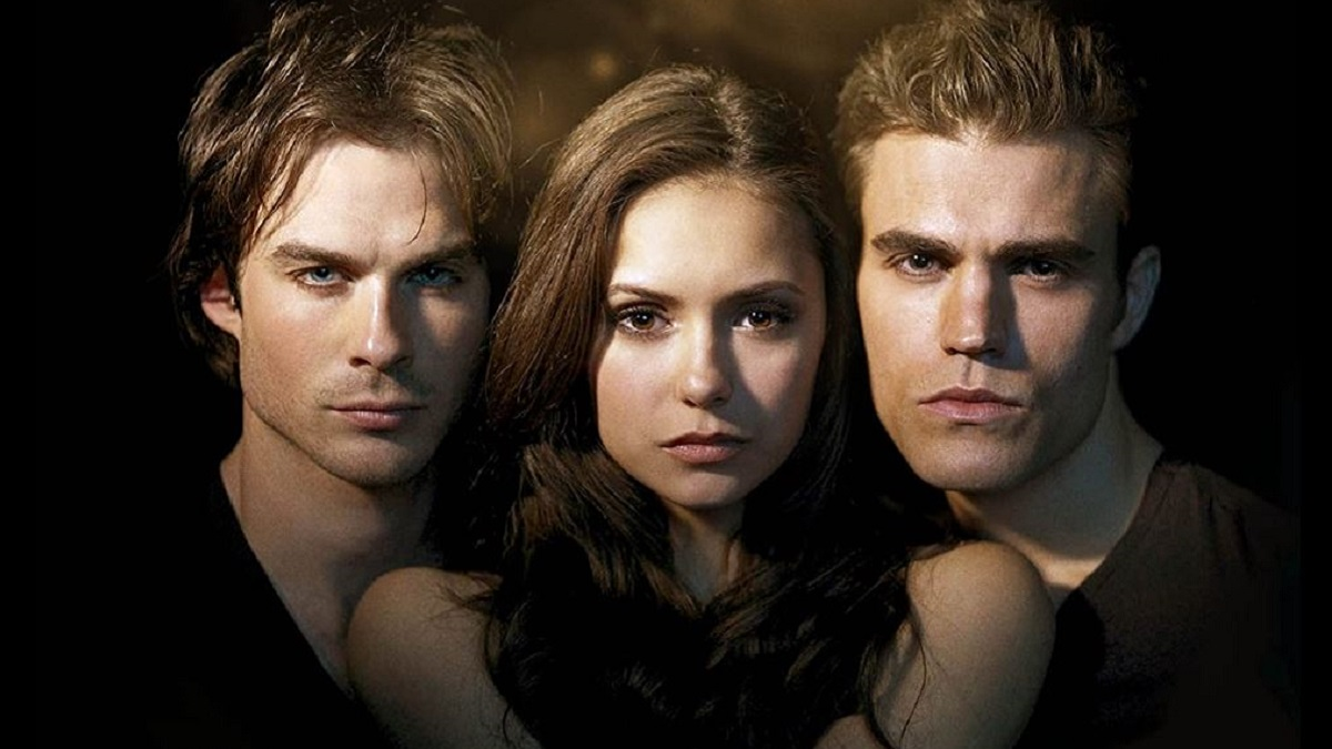 The Vampire Diaries on The CW