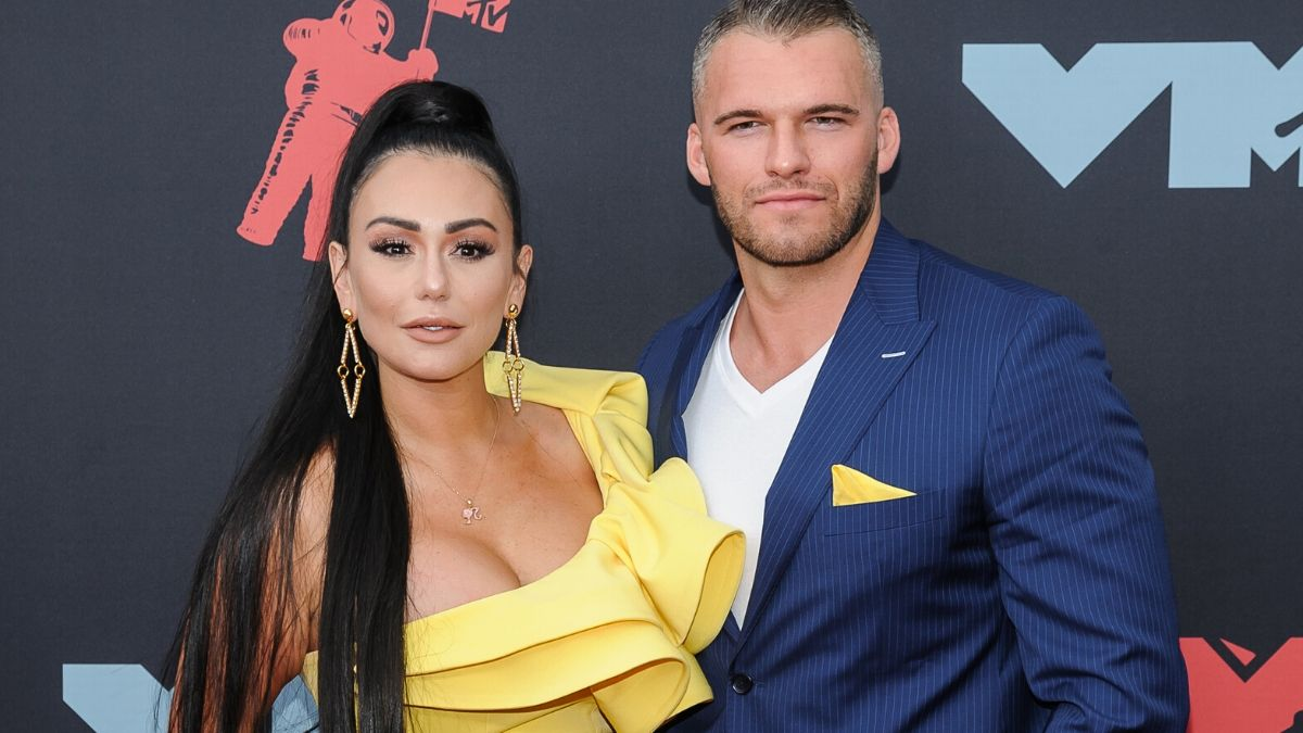 Jenni from Jersey Shore and boyfriend Zach have reconciled