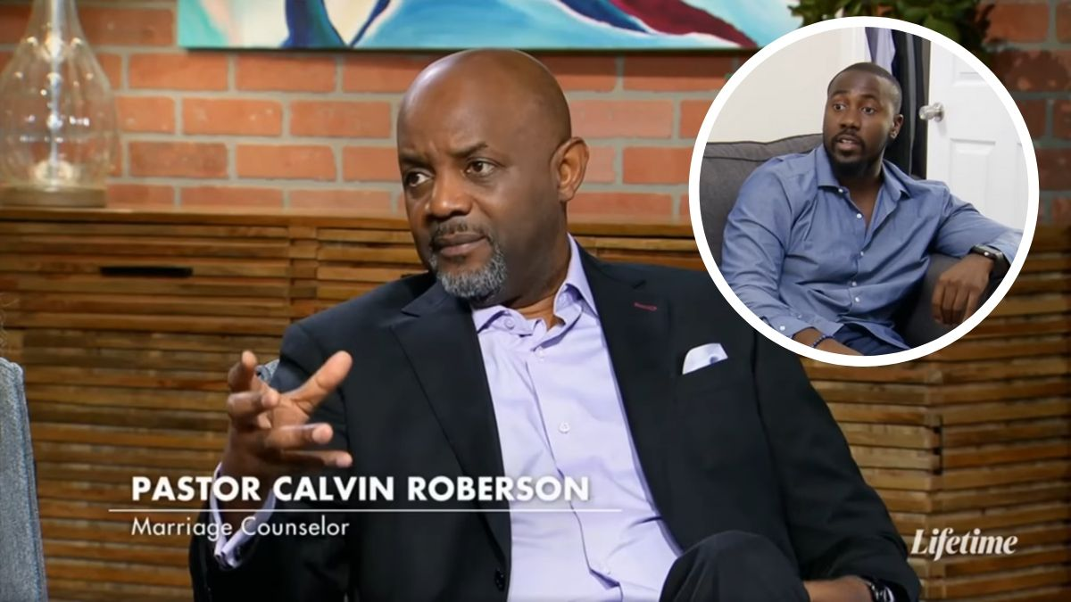 Pastor Cal speaks on Michael's attitude during the marriage
