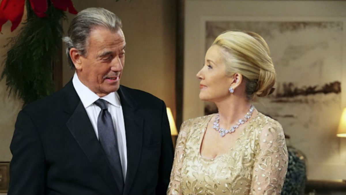 The Young and the Restless airs repeat episode.