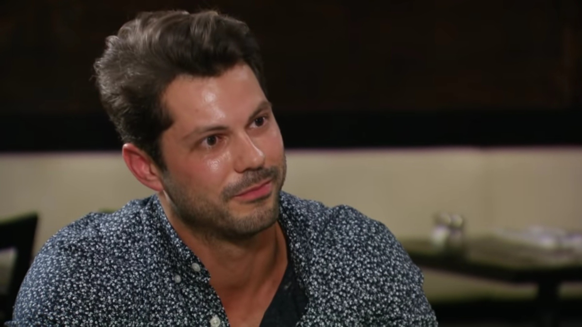 Zach Justice on Married at First Sight