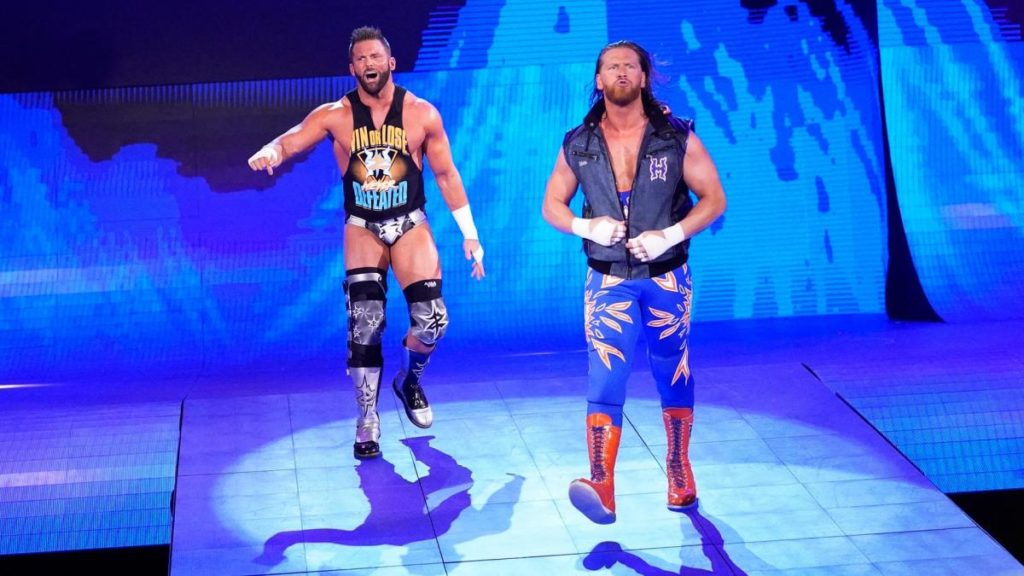 WWE cuts both Zack Ryder and Curt Hawkins in day of mass releases