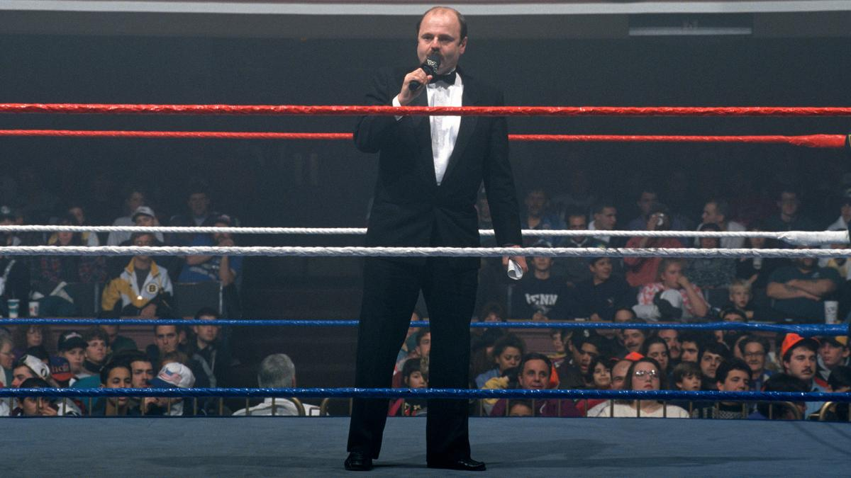 WWE legendary announced Howard Finkel dies