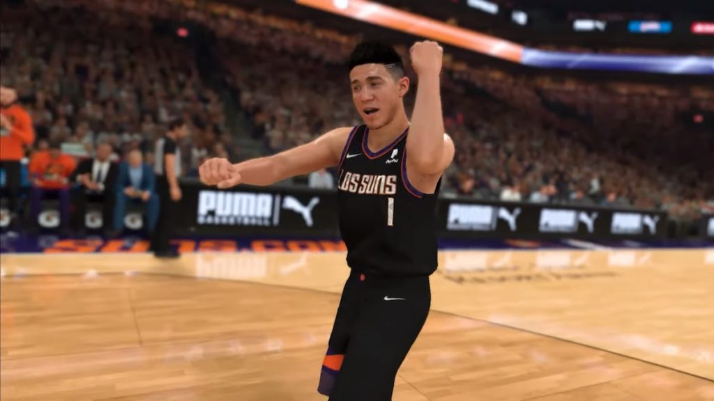 nba 2k players tournament devin booker