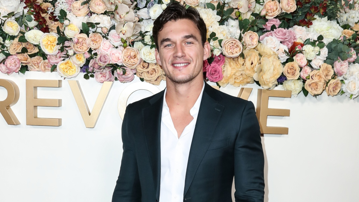 Tyler Cameron was watching The Bachelor presents: Listen To Your Heart