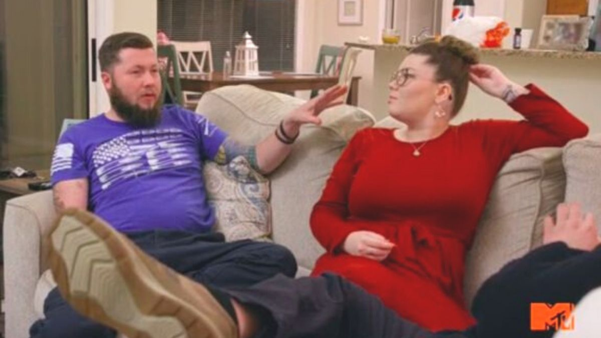 Amber Portwood brother Shawn