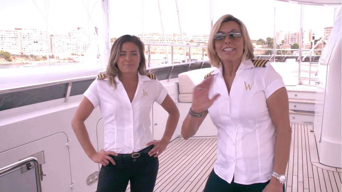There are some familiar faces on Season 5 of Below Deck Med.