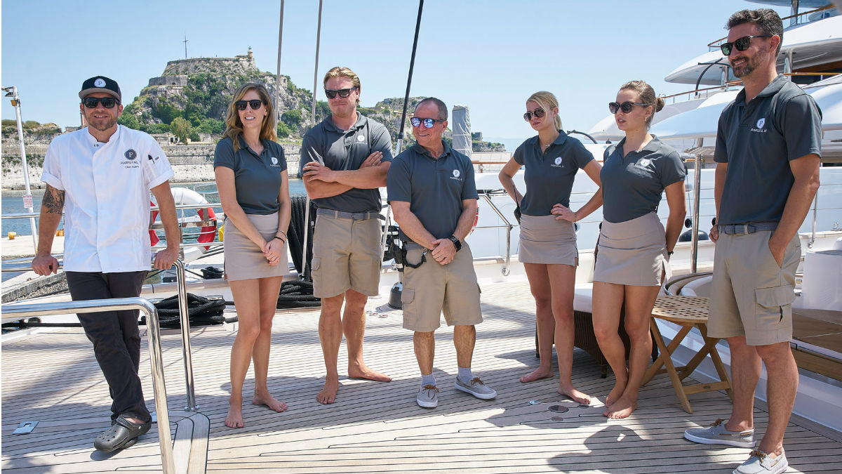 Bravo producers are dishing Below Deck Sailing Yacht secrets.