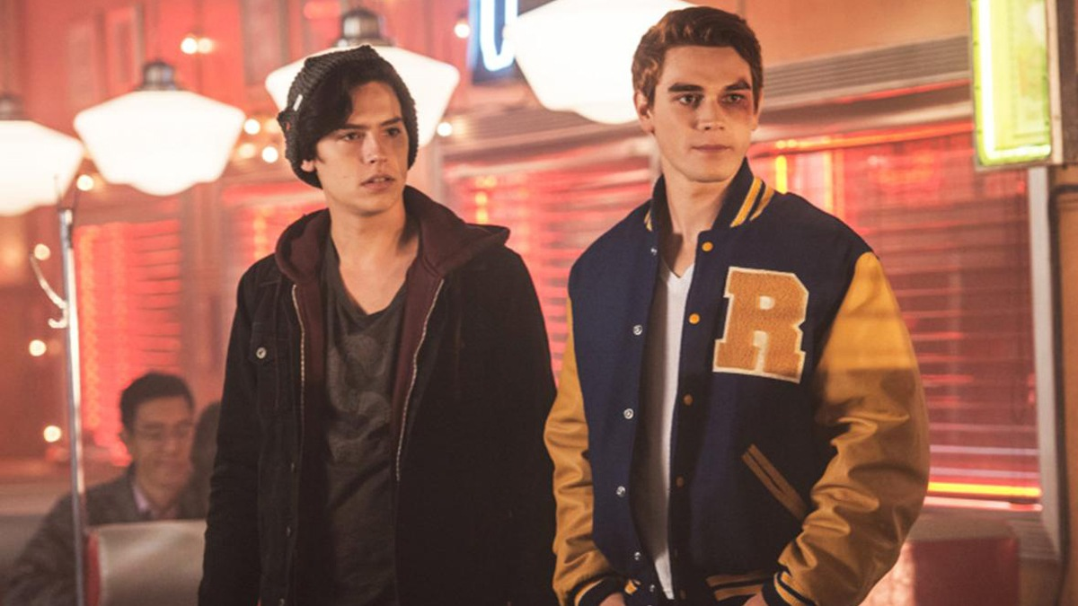 Riverdale stars quarantining together during pandemic