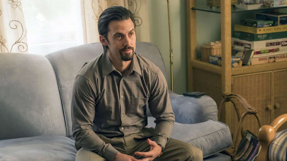 Jack Pearson is perfect and Milo Ventimiglia is ok with it.