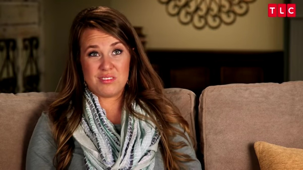 Jana Duggar on Counting On.