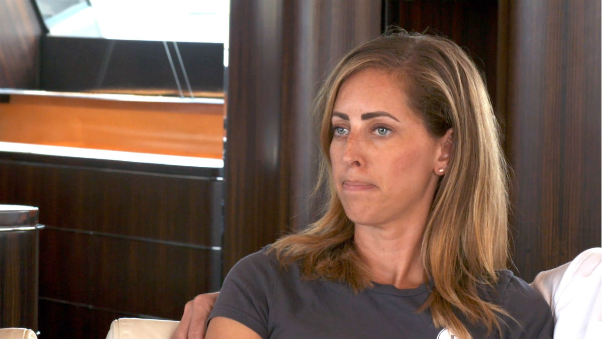 Jenna dishes what it is really like to film Below Deck Sailing Yacht.