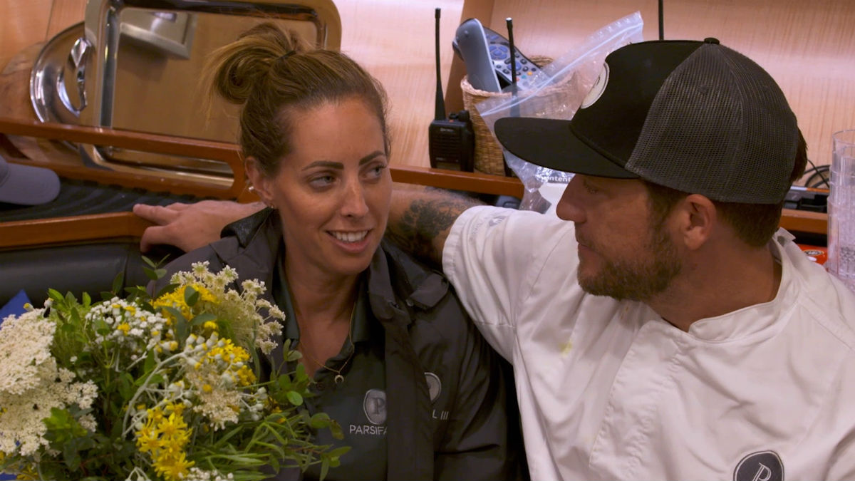 Below Deck Sailing Yacht fans want to know if Adam and Jenna are still together?