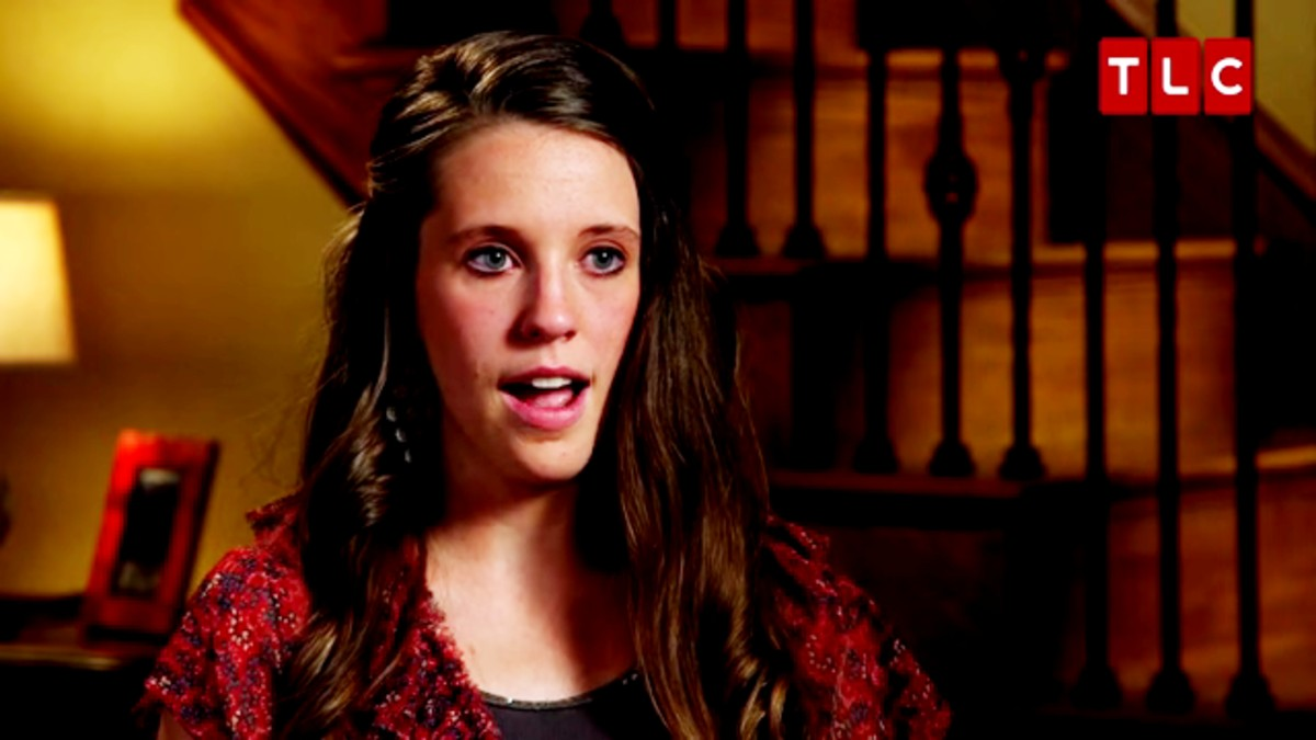 Jill Duggar on Counting On.