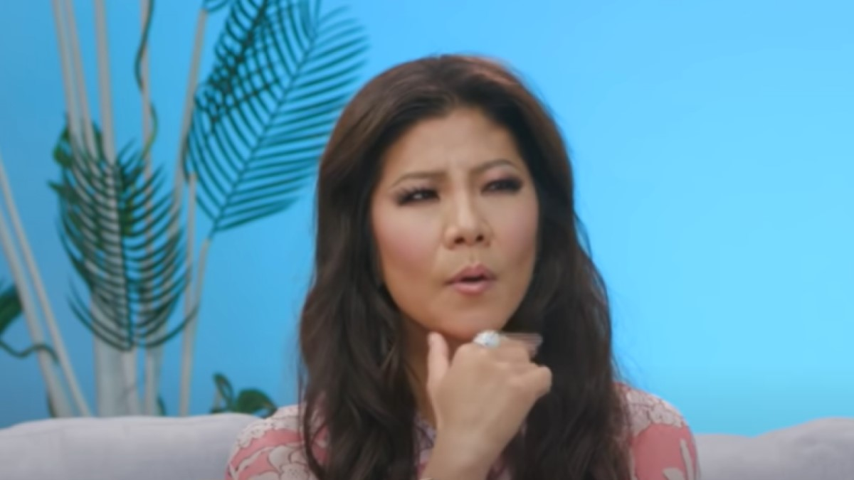 Julie Chen Thinks