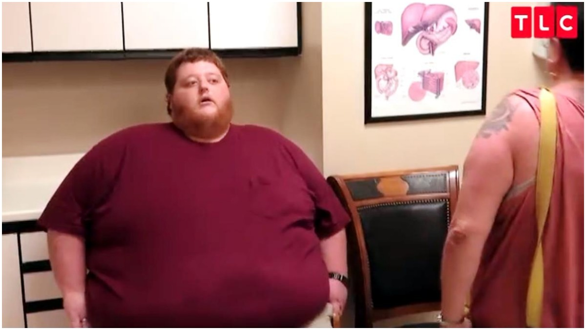 Justin from My 600-lb Life