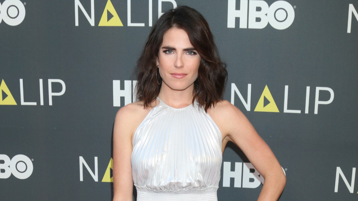 Karla Souza on the red carpet