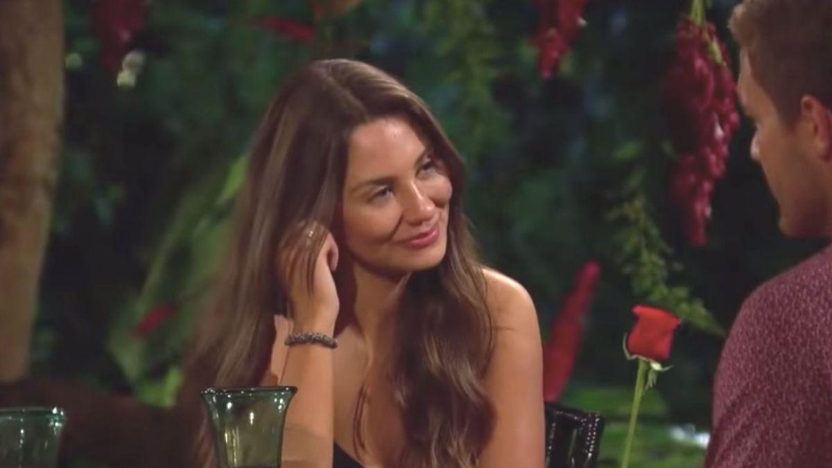 Kelley Flanagan on The Bachelor