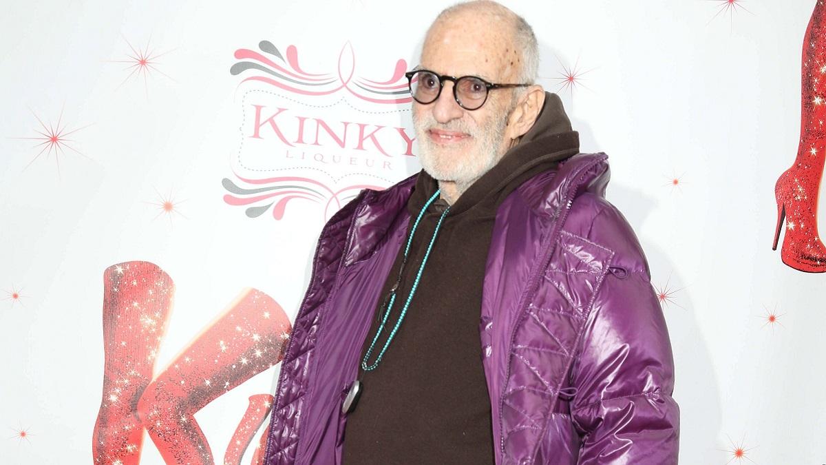 Larry Kramer, gay rights activist