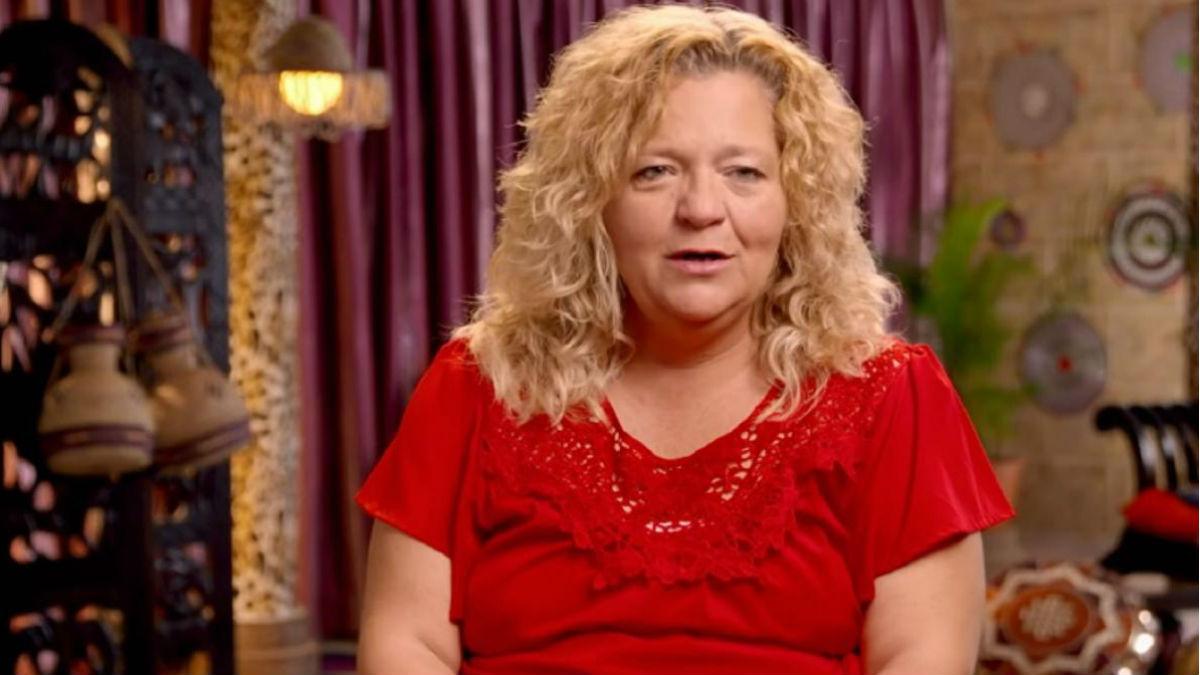 Lisa Hamme had harsh words for Shaun Robinson.