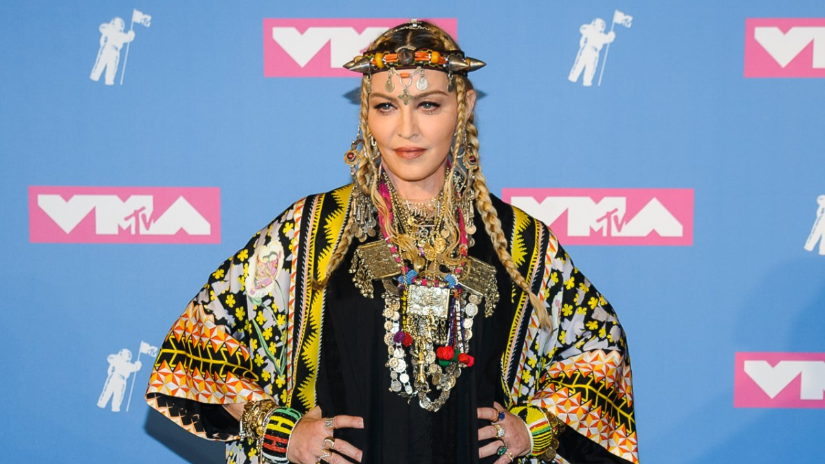 Madonna Gets Mocked By Fans Who Term Her Tribute 'Insensitive — JusticeForGeorgeFloyd