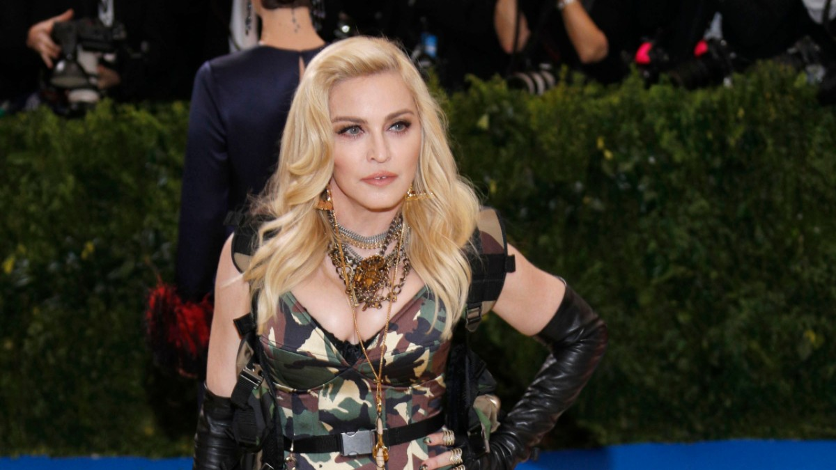 Madonna says she tested positive for COVID-19 antibodies
