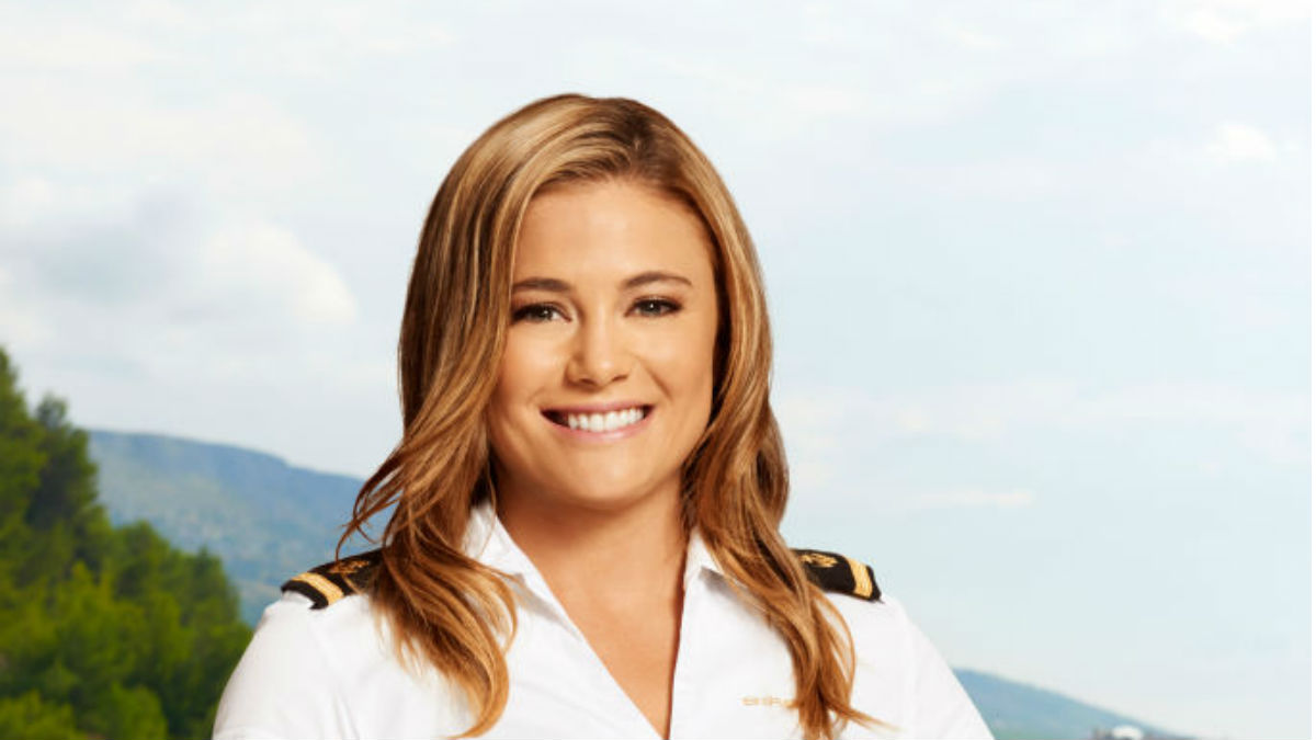 Malia White is not the same person as she was on her first season of Below Deck Med.