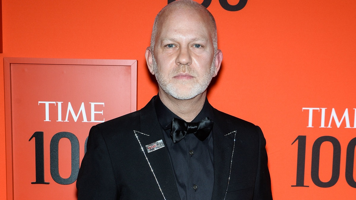 Writer and producer Ryan Murphy