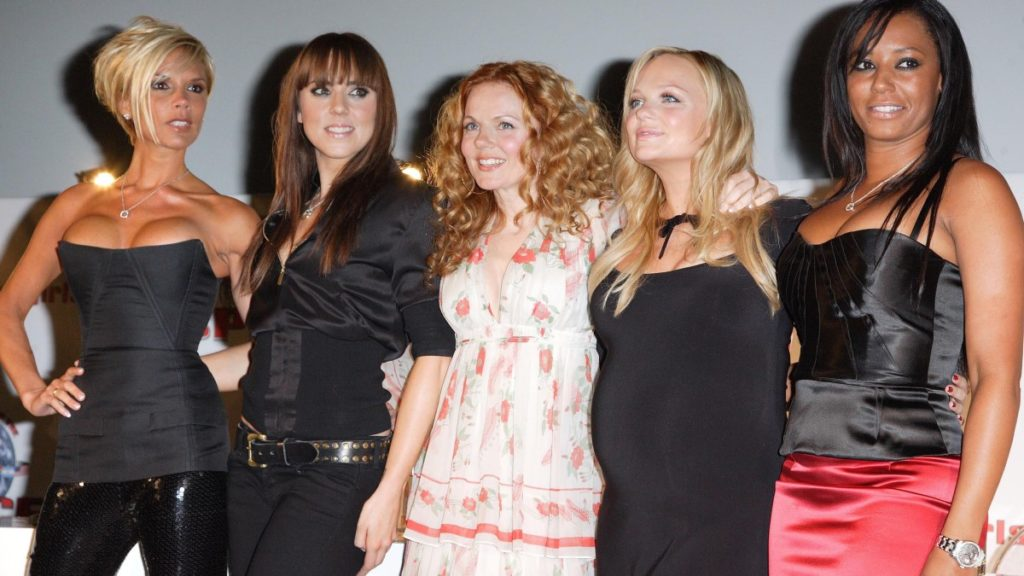 Spice Girls 2007