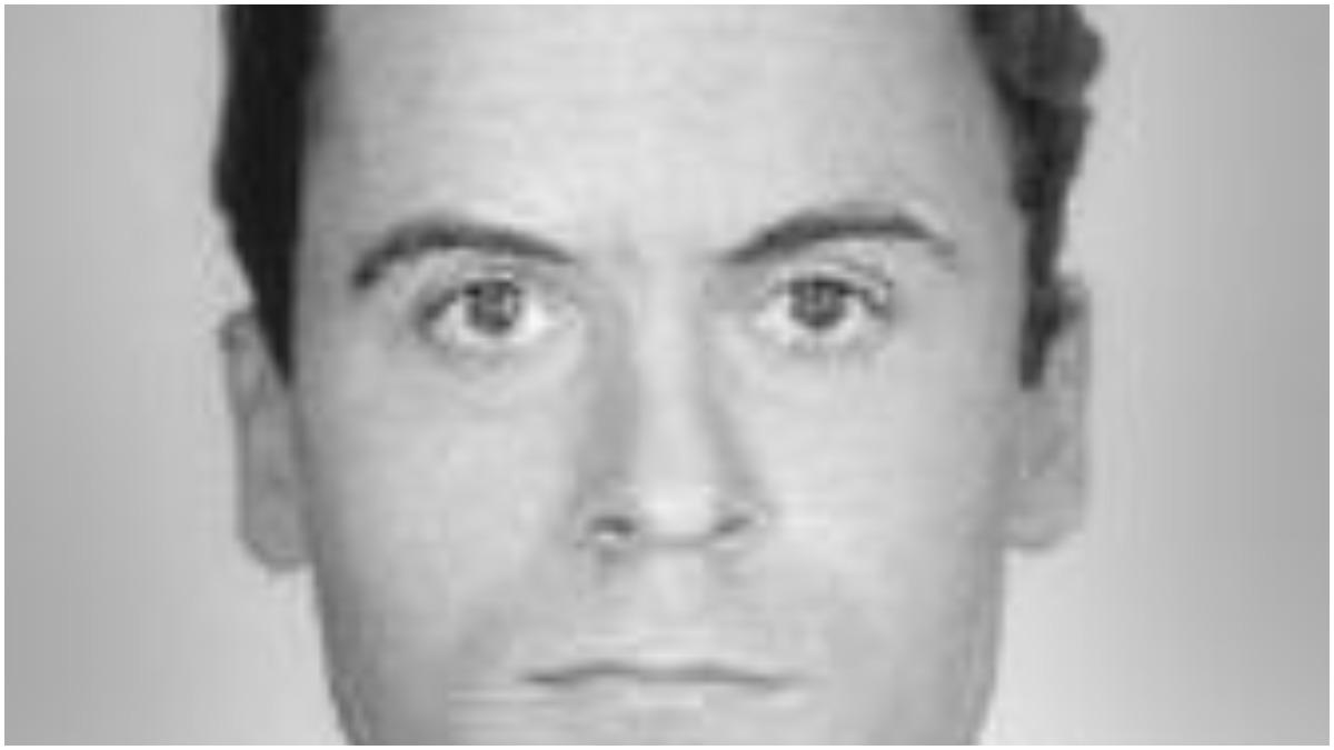Mugshot of Ted Bundy