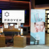 Proven Skincare making their pitch on the ABC show