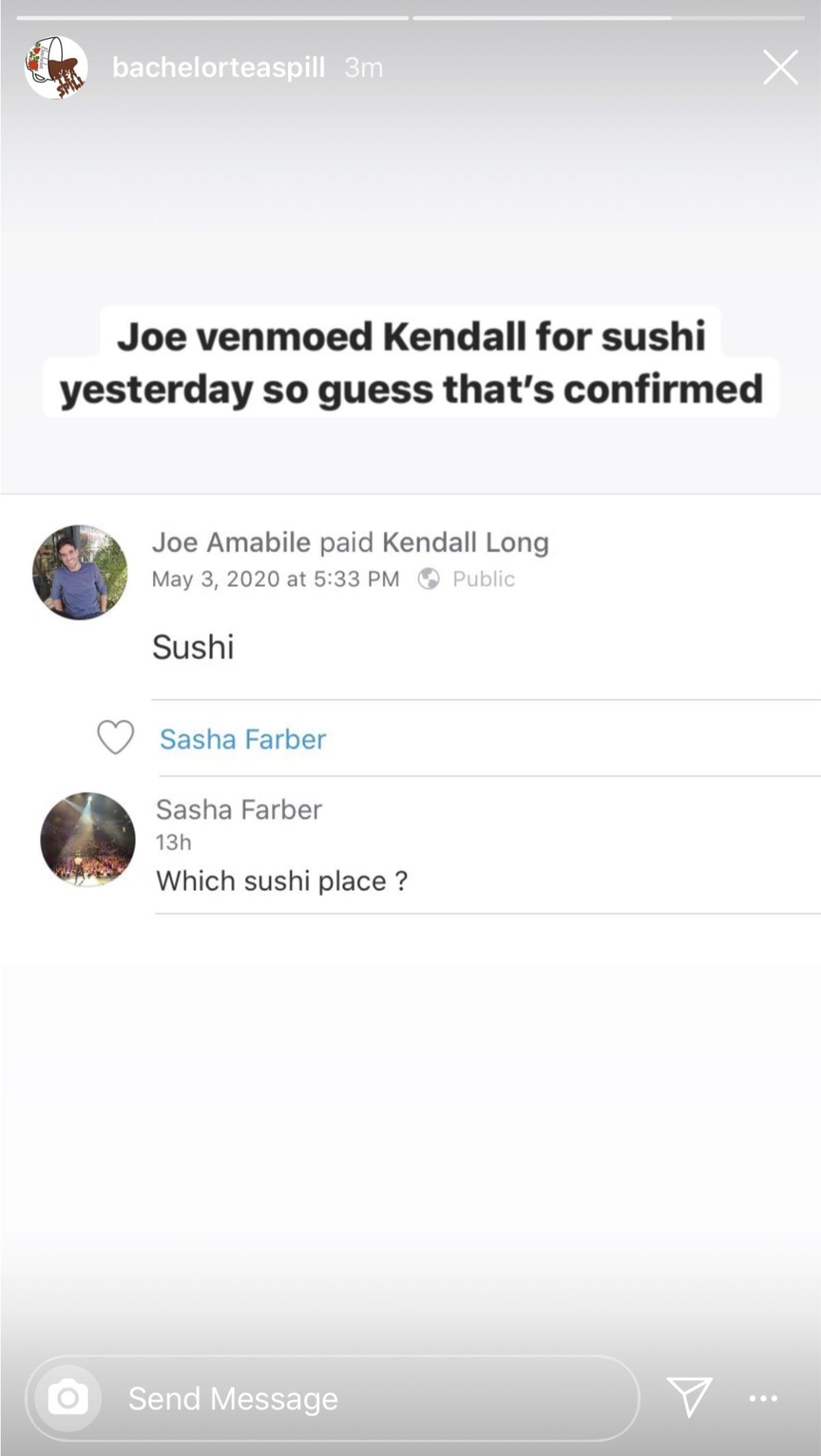 Joe and Kendall