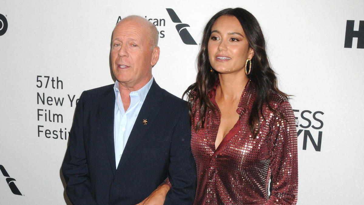 Bruce Willis has finally reunited with his wife after ...