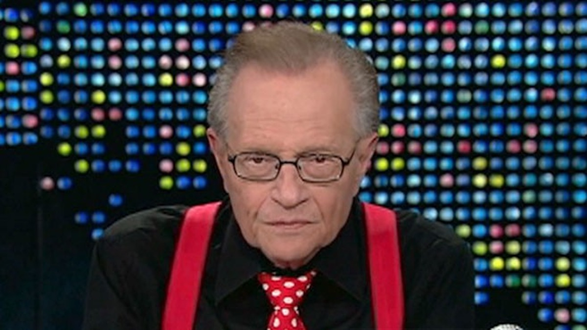 Larry King on Larry King Live