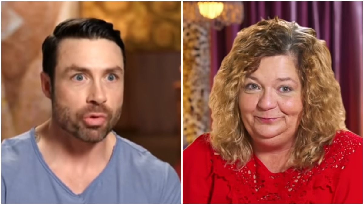 Geoffrey Paschel and Lisa Hamme from 90 Day Fiance Before the 90 Days