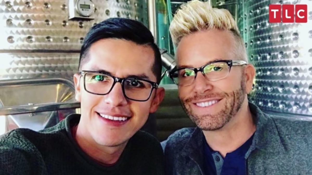 Kenneth and Armando on 90 Day Fiance: The Other Way. Pic Credit: TLC